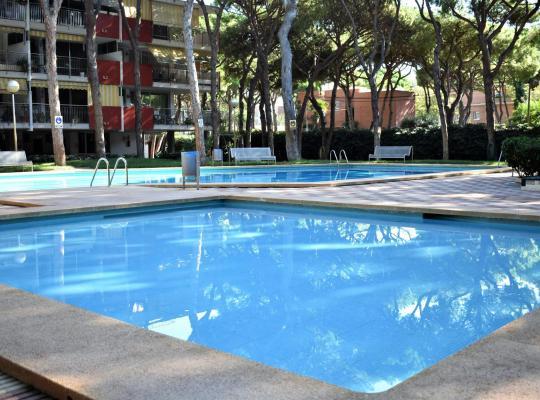 Фотографії готелю: Ariete Be my Guest Castelldefels
