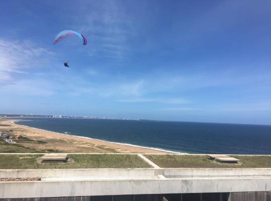 Фотографии гостиницы: Punta Ballena excelente vista