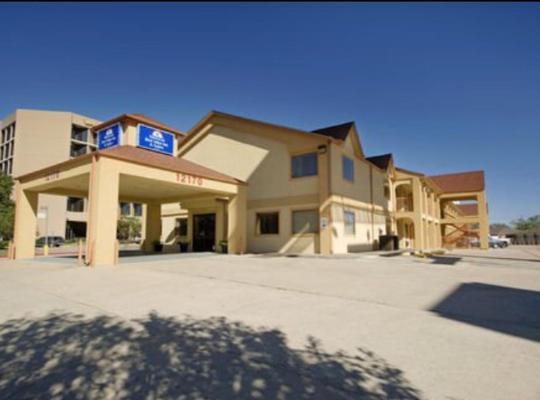 호텔 사진: Americas Best Value Inn and Suites Houston/Northwest Brookhollow