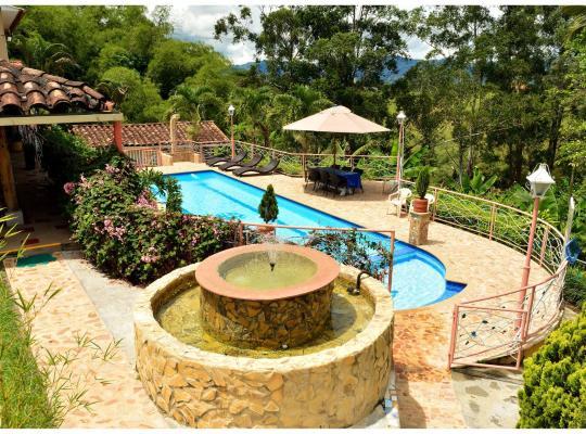 Hotel bilder: Finca Hotel el Caney del Quindio