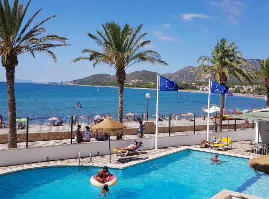 Φωτογραφίες του ξενοδοχείου: Hotel Vistamar
