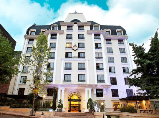 Otel fotoğrafları: Hotel Estelar Suites Jones
