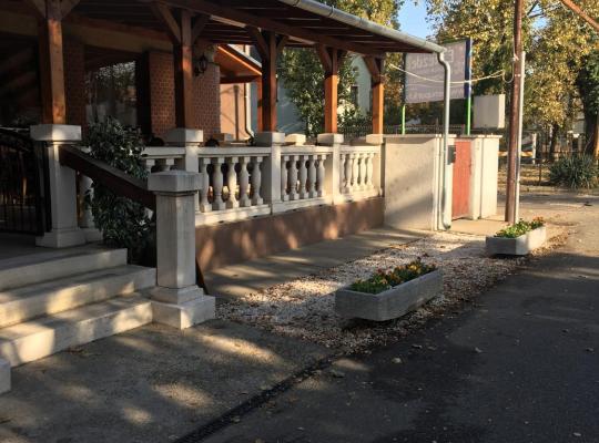 Photos de l'hôtel: Park Panzio Budapest
