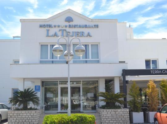 Φωτογραφίες του ξενοδοχείου: Hotel Jardines La Tejera