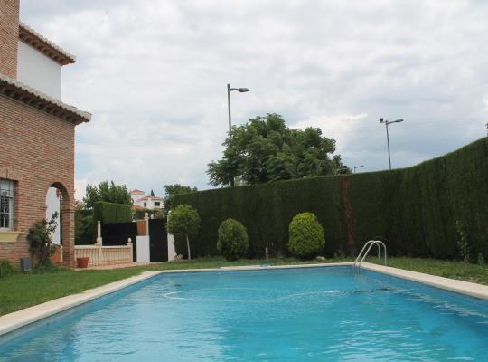 Fotos do Hotel: Villa Marín