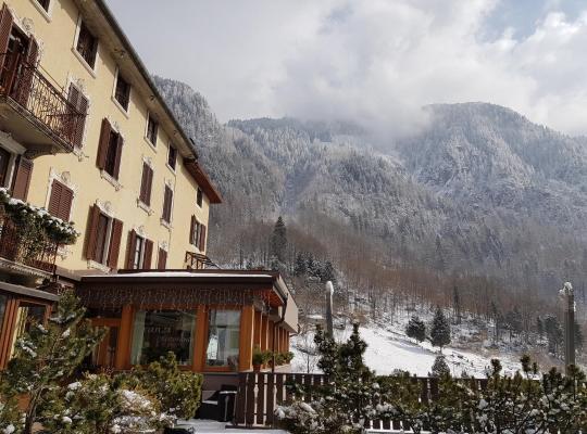 ホテルの写真: Hotel Pedretti