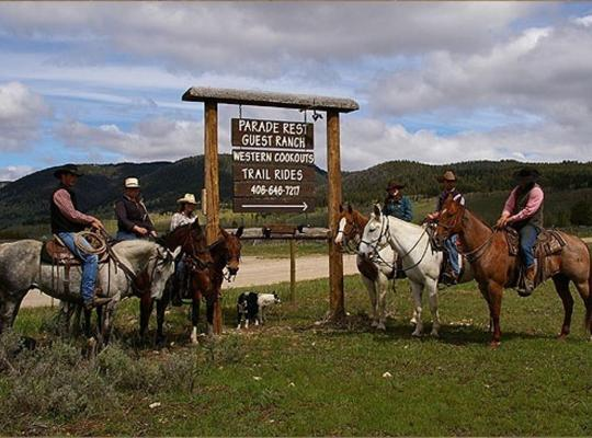 Hotel bilder: Parade Rest Ranch