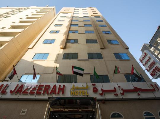Fotos do Hotel: Al Jazeerah Hotel