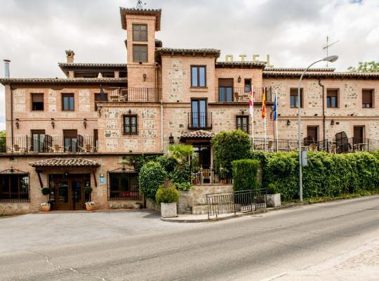 Otel fotoğrafları: Hotel Los Cigarrales
