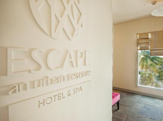 Fotografii: Escape Hotel & Spa