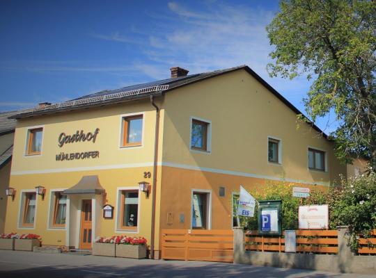 ホテルの写真: Gasthof Mühlendorfer