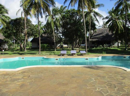 Hotel bilder: Wonderful villa located in a beautiful tropical surrounding