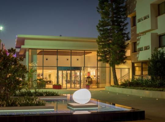 Хотел снимки: C Hotel Neve Ilan