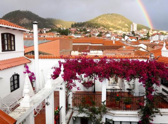 Φωτογραφίες του ξενοδοχείου: El Hotel de Su Merced