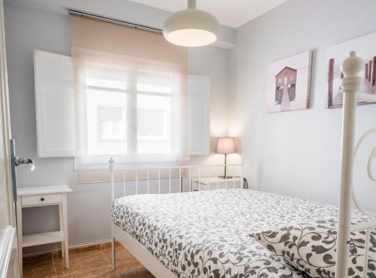 Хотел снимки: Apartamentos Loira - Romareda