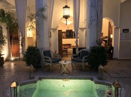 Hotellet fotos: Riad Le Coq Berbère