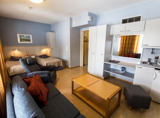 Hotelfotos: Spa Rauhalahti Apartments