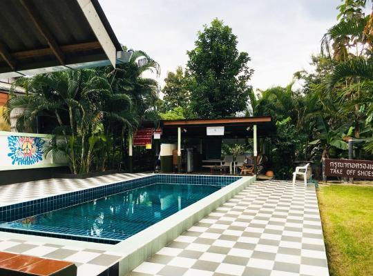 Hotel Valokuvat: Kanravee Guesthouse