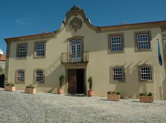 Фотографії готелю: INATEL Linhares da Beira Hotel Rural