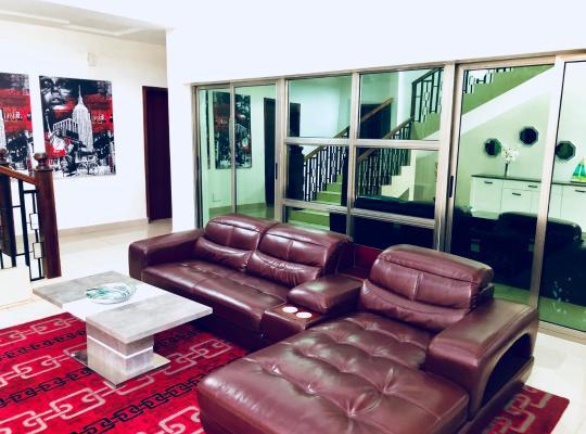 호텔 사진: Residence Mafaya
