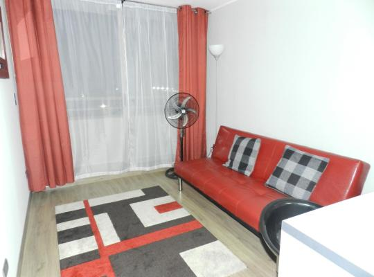 होटल तस्वीरें: Departamento amoblado, Mall Arauco Maipú