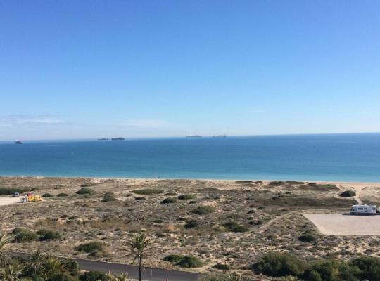 Hotel fotografií: El Saler beach