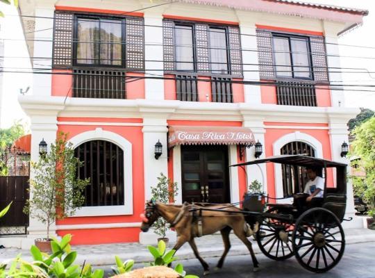 酒店照片: Casa Rica Hotel