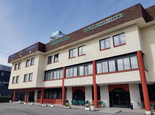 Хотел снимки: Hotel City House Las Lomas
