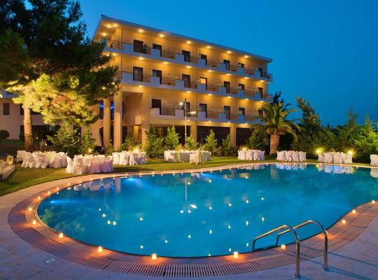 Фотографии гостиницы: Parnis Palace