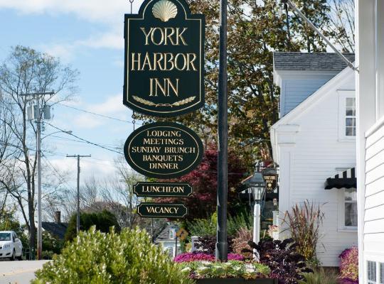 Képek: York Harbor Inn