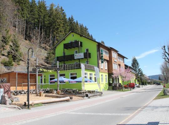 ホテルの写真: Action Forest Active Hotel B&B