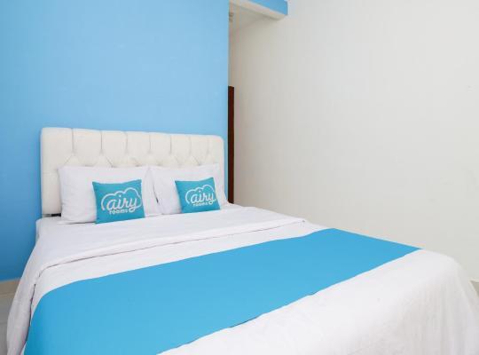 Φωτογραφίες του ξενοδοχείου: Airy Eco Rempoa Flamboyan Raya F2 Tangerang Selatan