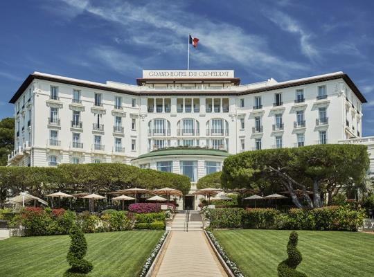Zdjęcia obiektu: Grand-Hotel du Cap-Ferrat, A Four Seasons