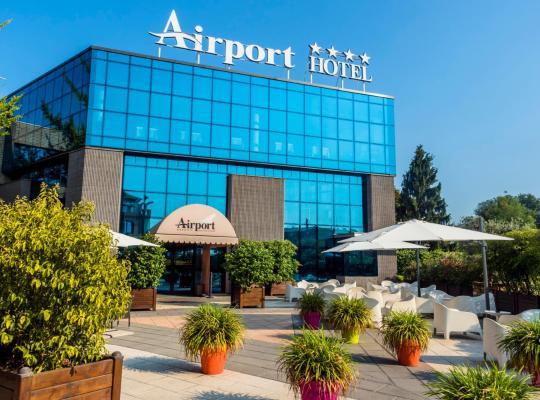 ホテルの写真: Airport Hotel Bergamo