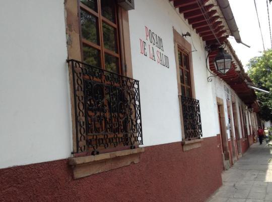 Φωτογραφίες του ξενοδοχείου: Posada de la Salud