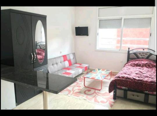 Képek: très beau studio à Oujda