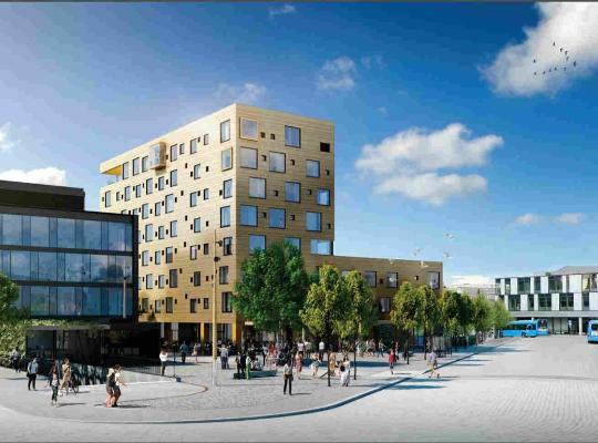 Fotografii: Comfort Hotel Porsgrunn