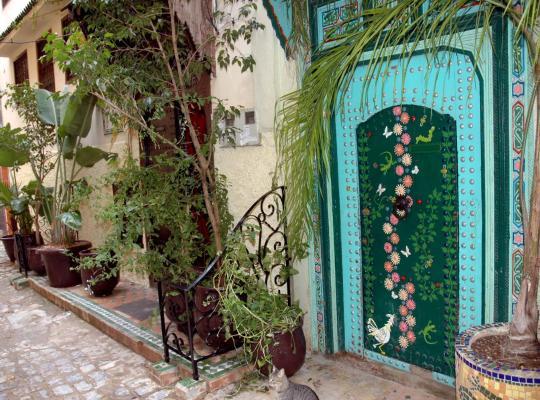 Viesnīcas bildes: Riad Lahboul