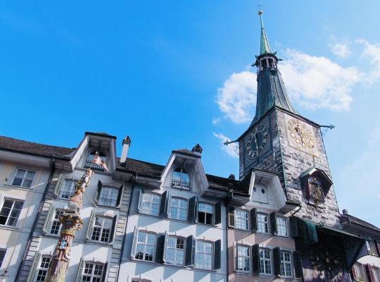 Foto dell'hotel: Hotel Roter Turm