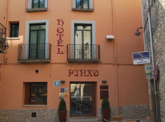 Фотографії готелю: Hotel Pinxo