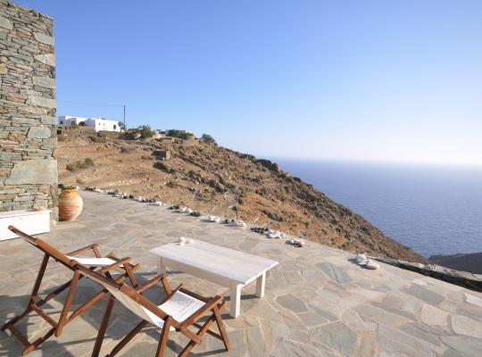 Hotel fotografií: Ano Meria Villa Sleeps 7 WiFi