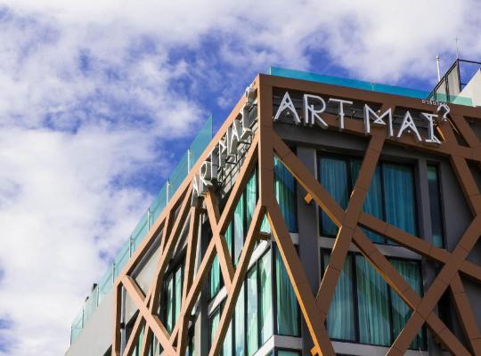 Хотел снимки: Art Mai Gallery Nimman Hotel Chiang Mai by Compass Hospitality