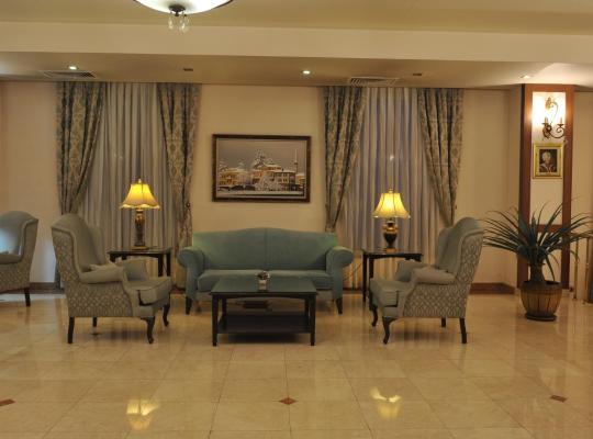Хотел снимки: Usta Park Hotel