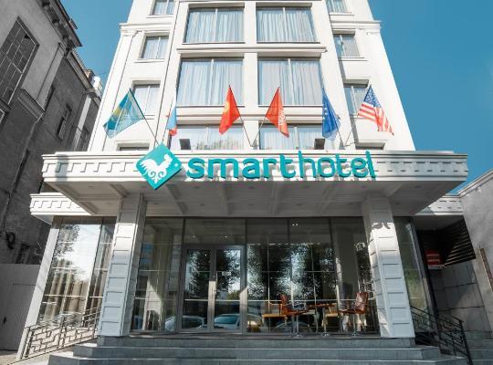酒店照片: Smart Hotel Bishkek (Holiday)