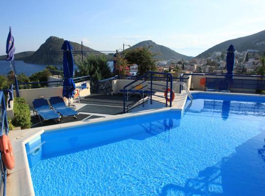 Fotos do Hotel: Heliotopos Apartments
