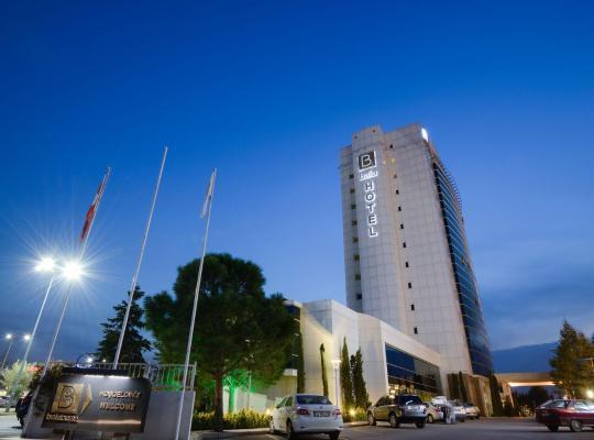 Хотел снимки: Baia Bursa Hotel