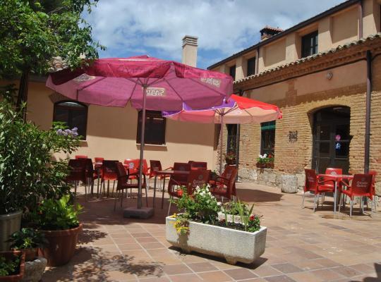 酒店照片: La Posada de Castrojeriz