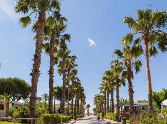 Foto dell'hotel: Camping Vendrell Platja