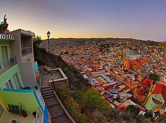 Фотографії готелю: Balcon Del Cielo