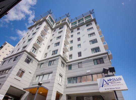 Хотел снимки: Apollo Hotel Auckland